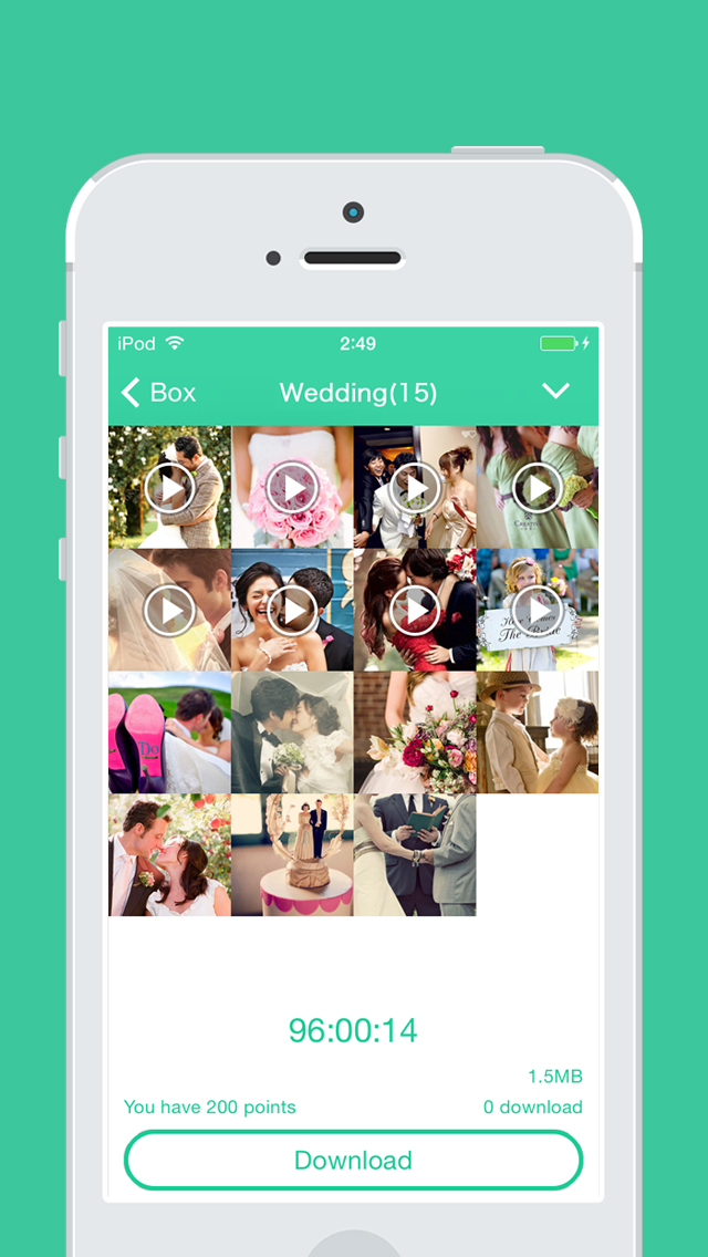 ShareBox - Share your photo with friends! screenshot 3