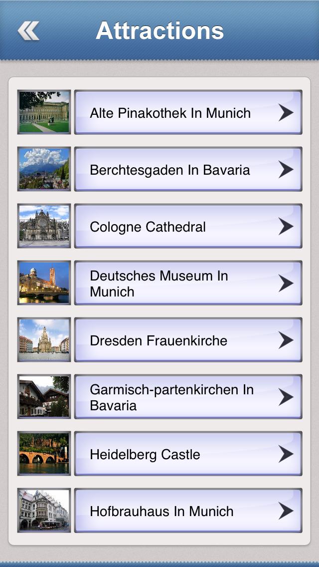 Germany Essential Travel Guide screenshot 3