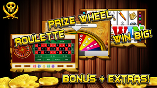 `Ace Pirates Gold Treasure Loot Chest Casino Slots screenshot 3