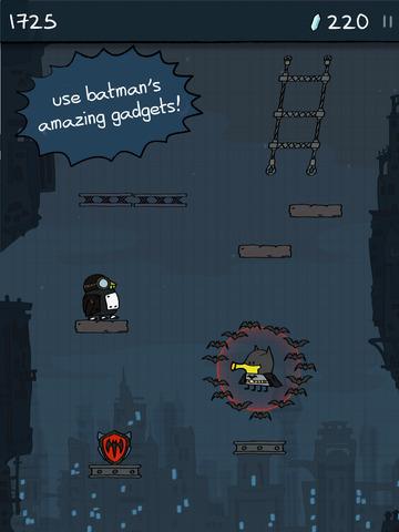Doodle Jump DC Super Heroes screenshot 8