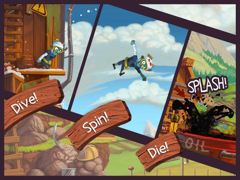Zombie High Dive screenshot 8