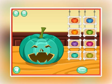 Halloween Pumpkin Decoration screenshot 8