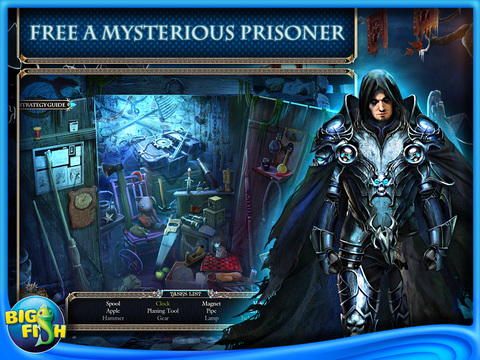Riddles of Fate: Wild Hunt HD - A Hidden Objects Adventure screenshot 2