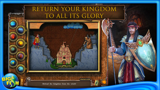 Love Chronicles: Salvation - A Magical Hidden Objects Game screenshot 3