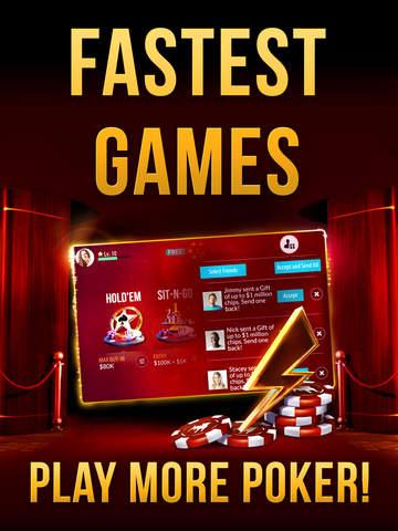 Zynga Poker - Texas Holdem screenshot 7