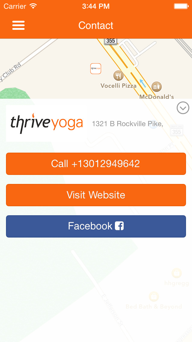 Thrive Yoga screenshot #5