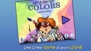Little Critter Colors screenshot 1