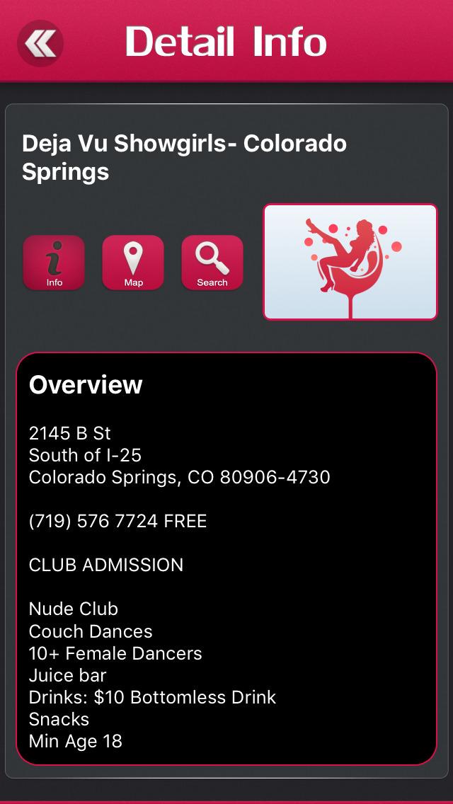 Colorado Strip Clubs screenshot 3