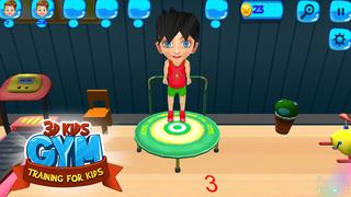 3D Kids Gym Training for kids screenshot 2