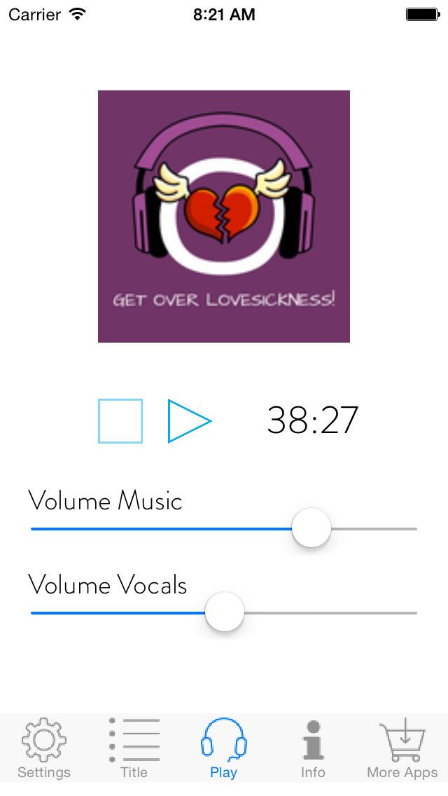 Get over Lovesickness! Heal a broken Heart by Hypnosis screenshot 2