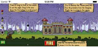 Cannon Ball Blash screenshot 3