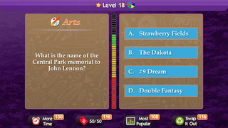 What's the Trivia? ~ take a crack at becoming a trivial millionaire in this pursuit of puzzle bliss! screenshot 1