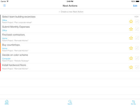 IQTell, Email + Task Management in One Place GTD® screenshot 9