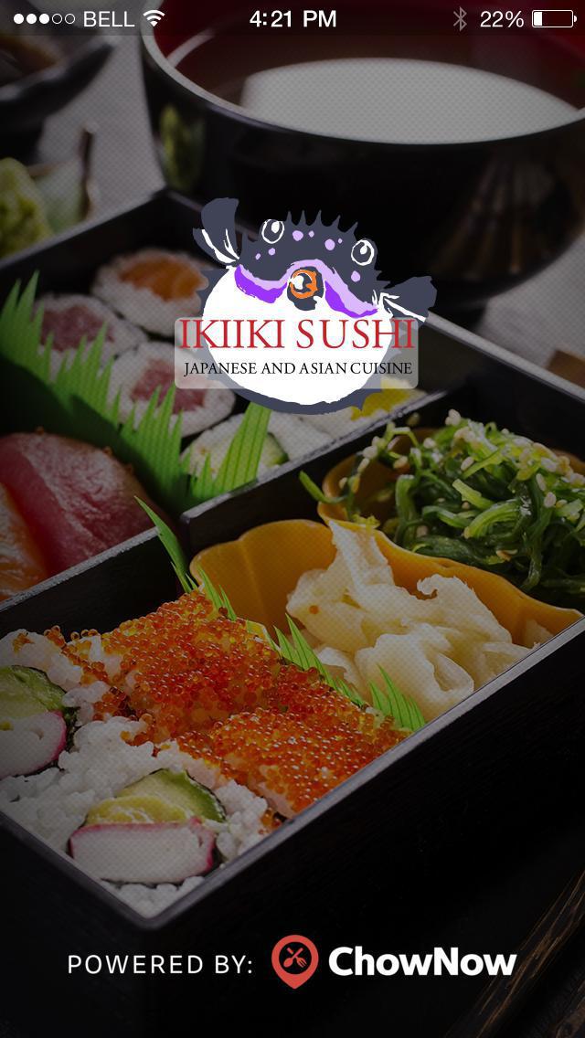 Ikiiki Sushi screenshot 1