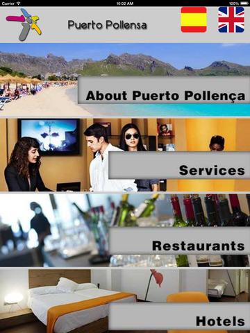Info Puerto Pollença screenshot 7