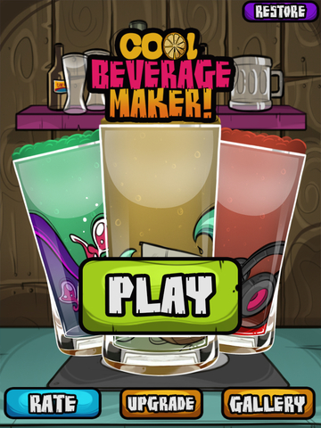 Cool Beverage Maker screenshot 5