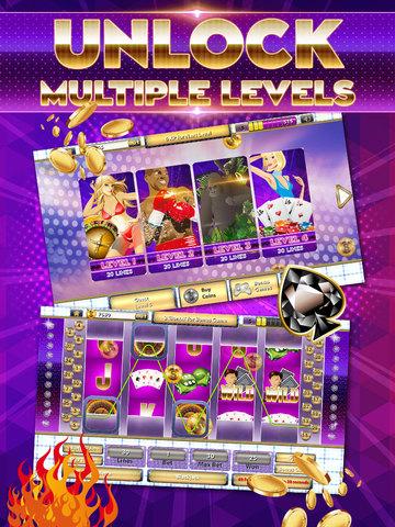 Crush it Slots of Fortune! (Gold Coin Bash Casino) - Big Win FREE screenshot 7