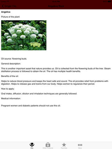 Mountain Rose Herbs Essential Oils screenshot 8
