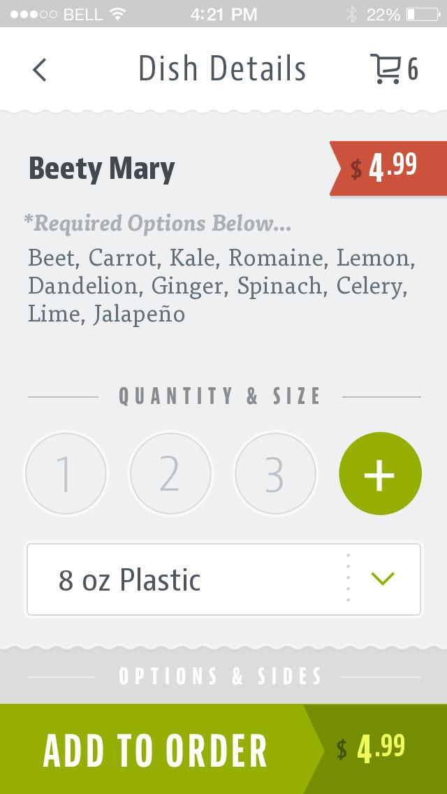 DTOX Juice screenshot 4
