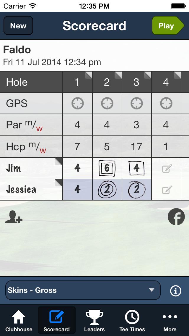 Wildfire Golf Club screenshot 4