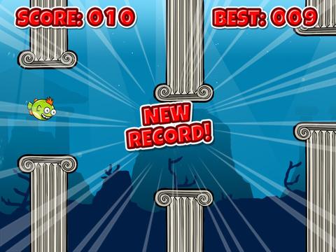 Floppy Fish Free screenshot 9