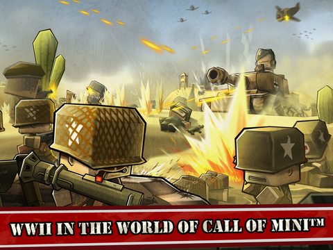 Call of Mini™ Battlefield! screenshot 6