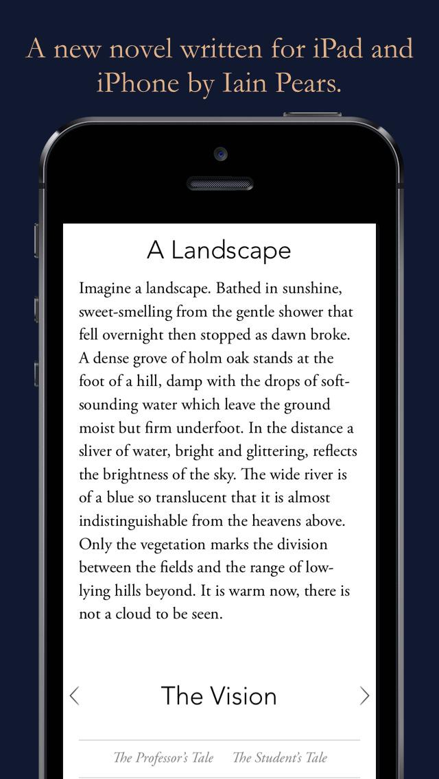 Arcadia by Iain Pears screenshot #3