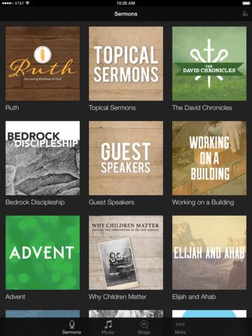 Christ Church App screenshot 4