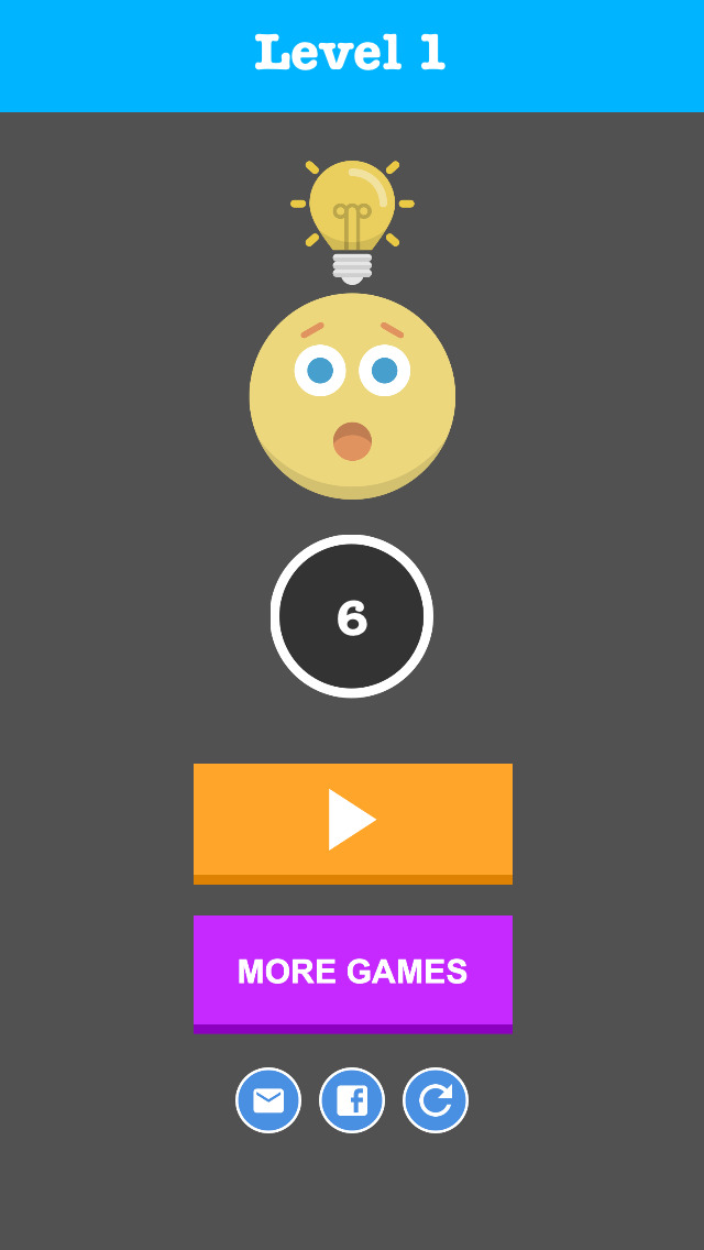 An Emoji Trivia Game - With Instagram & Facebook Sharing screenshot 5