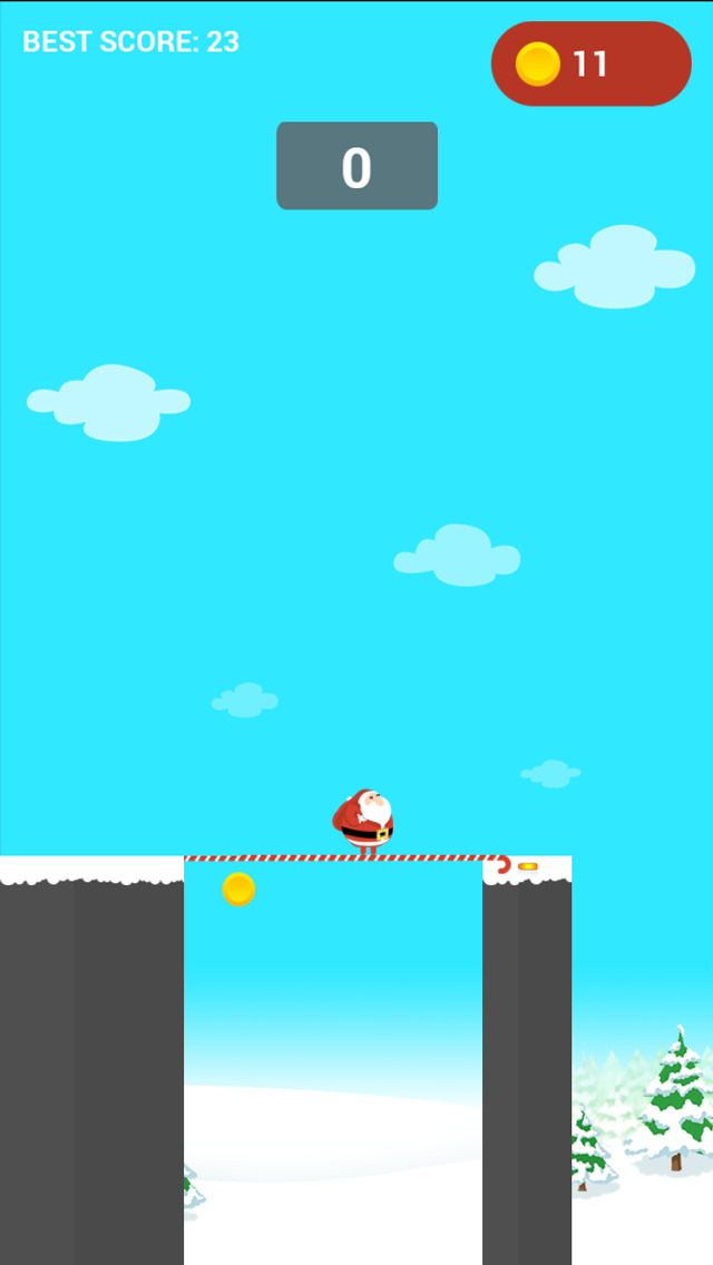 Stick Santa screenshot 3