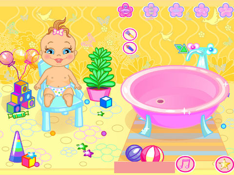 Help Baby A Bath screenshot 4