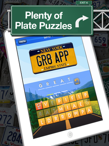 What's the Plate? - License Plate Game screenshot 5