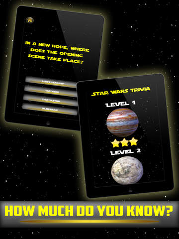 FREE Trivia - Star Wars edition screenshot 2
