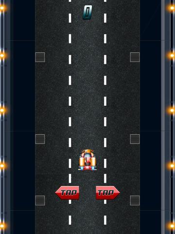 Rocket Turbo Racing Cars screenshot 2