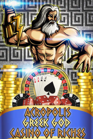 Greek God Casino of Acropolis Riches (777 Lucky Sl - náhled