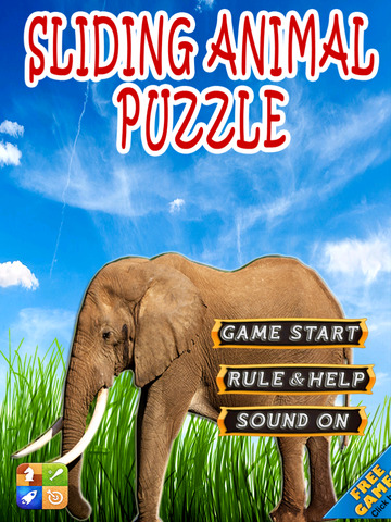 A Sliding Animal Puzzle Free Game screenshot 6