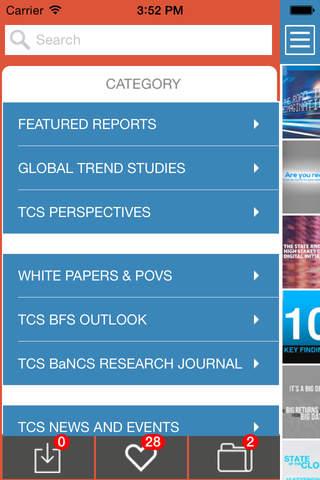 TCS Insights - náhled