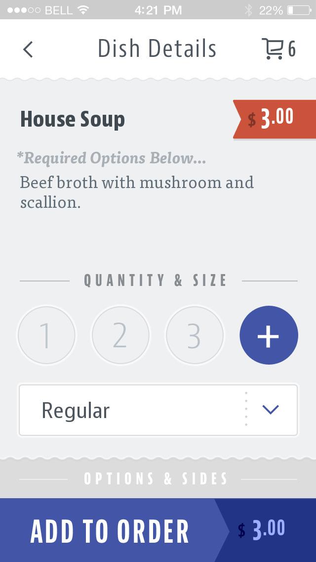 Bushido Asian Restaurant screenshot 4