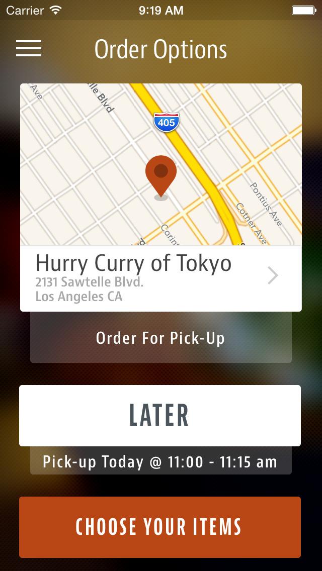 Hurry Curry Tokyo screenshot 2