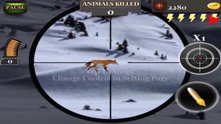 Deer Hunt African Safari 2015 screenshot 3