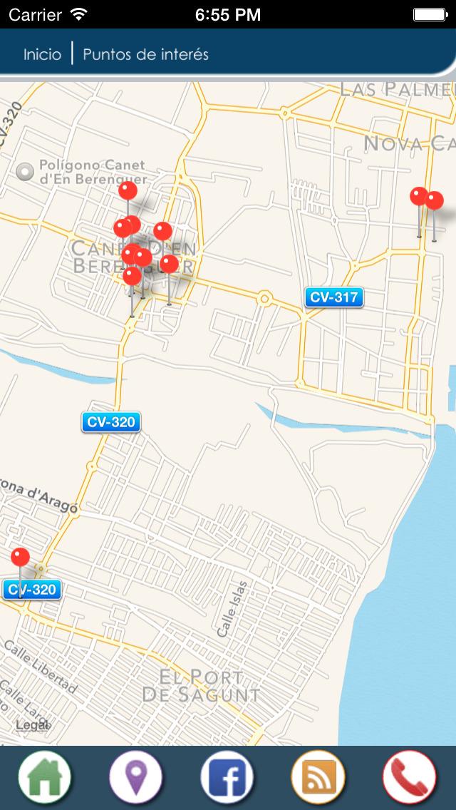 Canet365 - Guía turística Canet d'en Berenguer screenshot 2