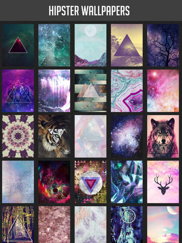 Hipster Wallpapers screenshot 5