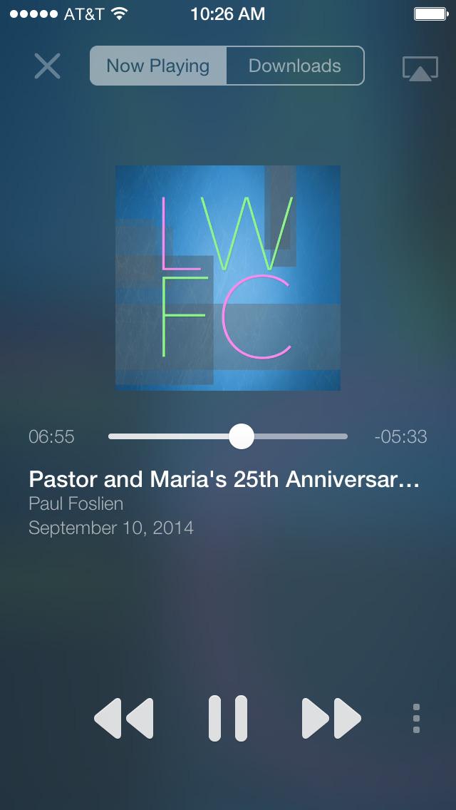 Living Word Family Church screenshot 2