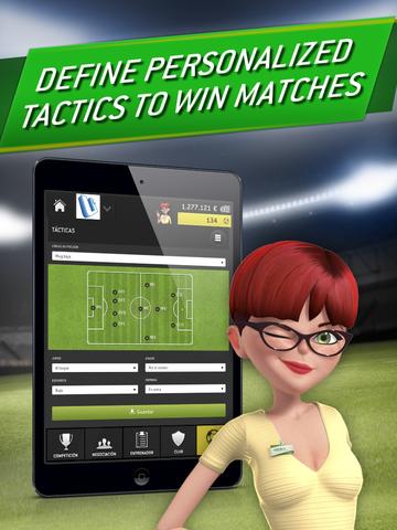 Striker Manager 2: Lead your Football Team screenshot 9