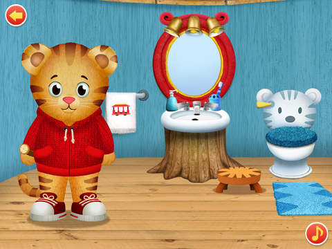 Daniel Tiger's Play at Home screenshot 8