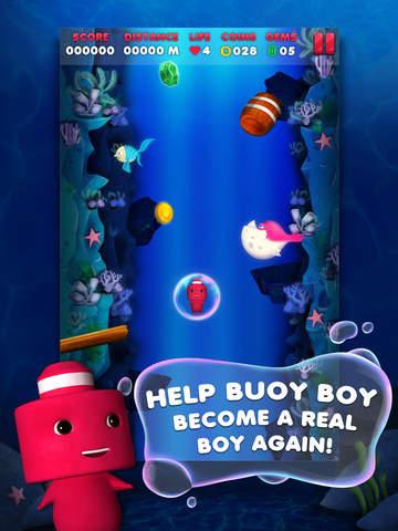 Buoy Boy screenshot 7