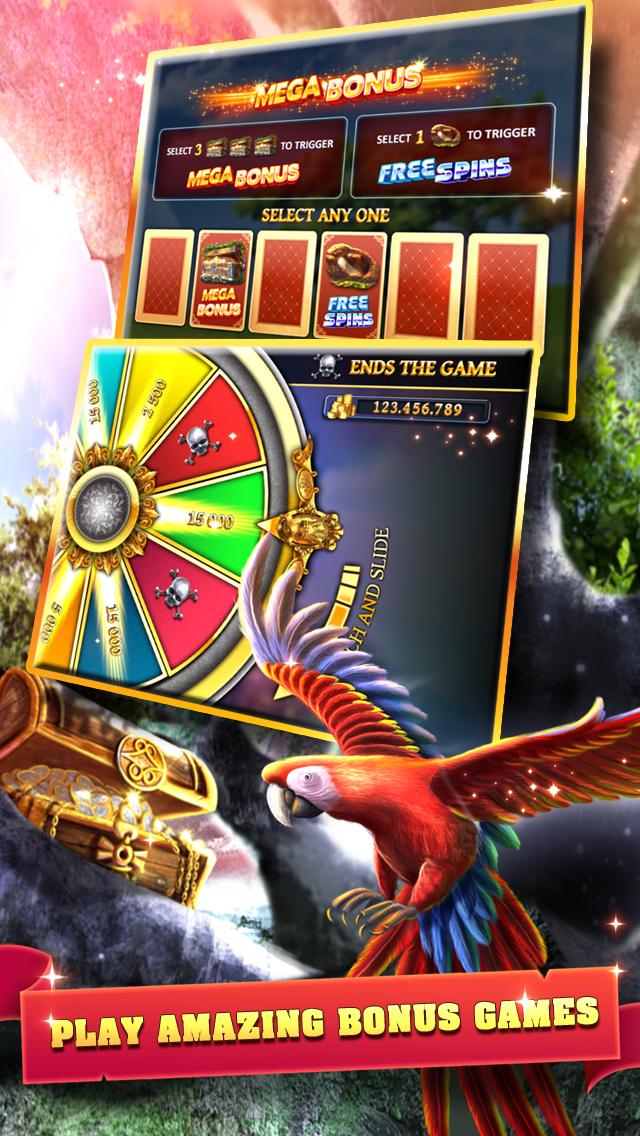 Slots - Journey of Magic HD+ screenshot 3