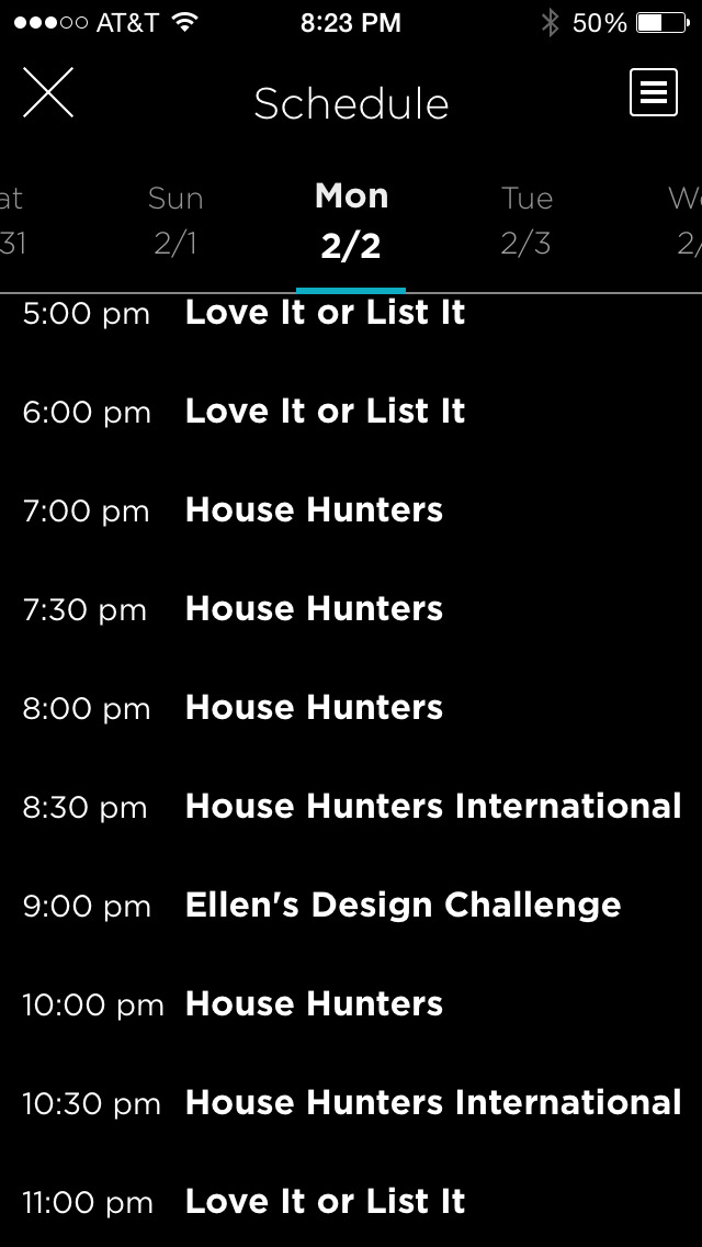 HGTV screenshot 4