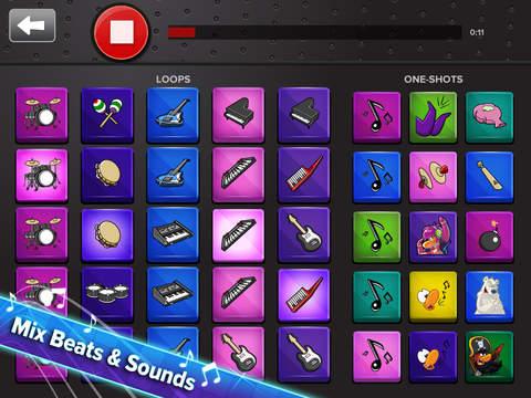 Club Penguin SoundStudio screenshot 7