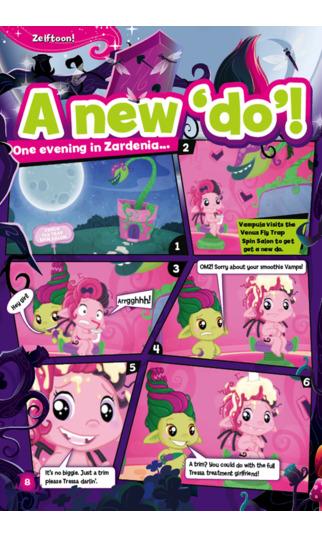 The Zelfs Official Magazine - Love Your Zelf! screenshot 4